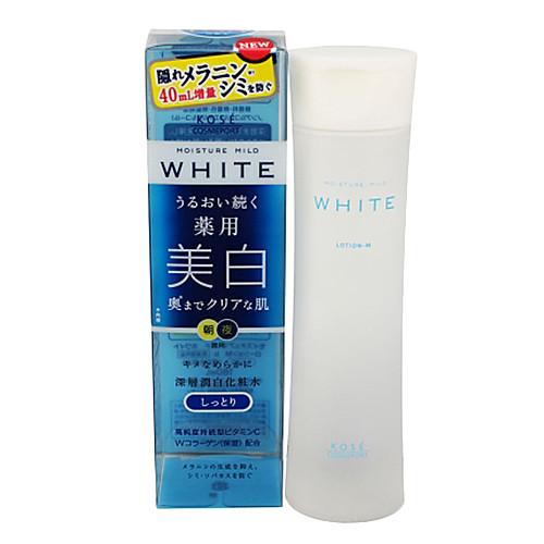 Купить Косе влаги мягкий белый Лотин 180мл