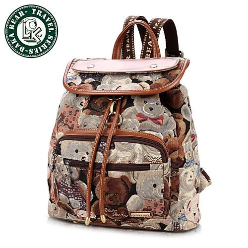 DAKA BEAR Females Fashion Casual Backpack