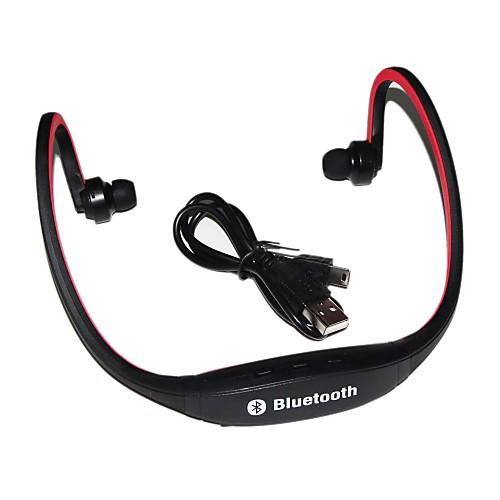 Беспроводная связь Bluetooth Наушники с микрофоном Спортивный Велосипедный спорт Бег Прогулки Фитнес от Lightinthebox.com INT