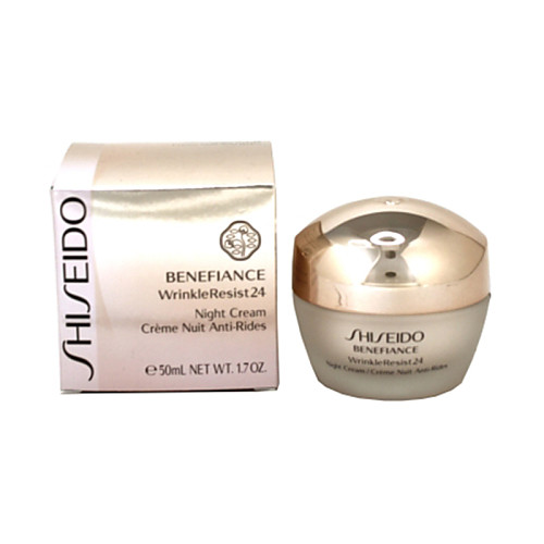 Shiseido ночной крем