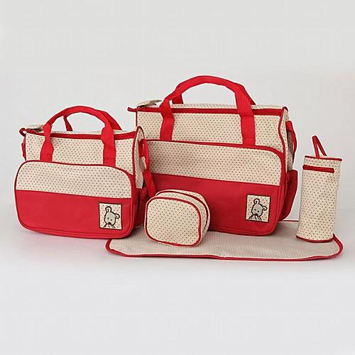 женские чистые цвета Osito высокой емкости посланник ткань Оксфорд Mami сумки
