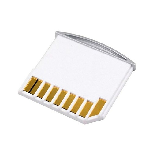 микро SD TF для набора SD карта мини адаптер для дополнительного хранения MacBook Air / Pro / сетчатки белый от Lightinthebox.com INT