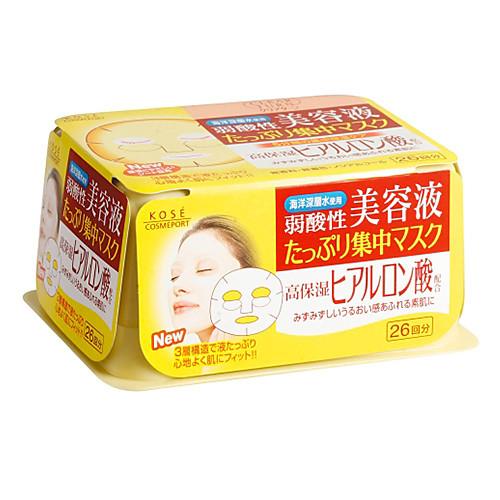 Купить Косе ясно очередь гиалуроновая кислота маска 26 штук