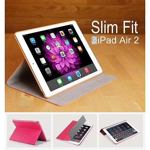 GGMM Genuine Leather Slim Fit Full Body Cases  for iPad Air 2