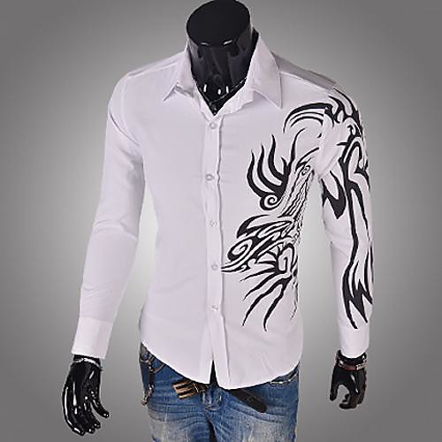 Модные мужские с рисунками