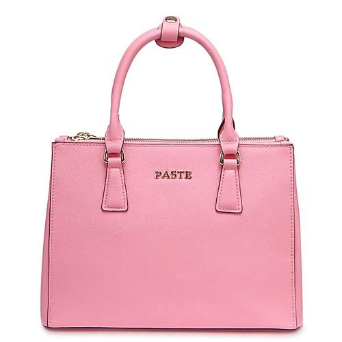 paste бестселлером женщин просто натуральная кожа большая сумка (больше цветов)