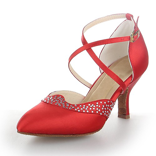Современная обувь на каблуках