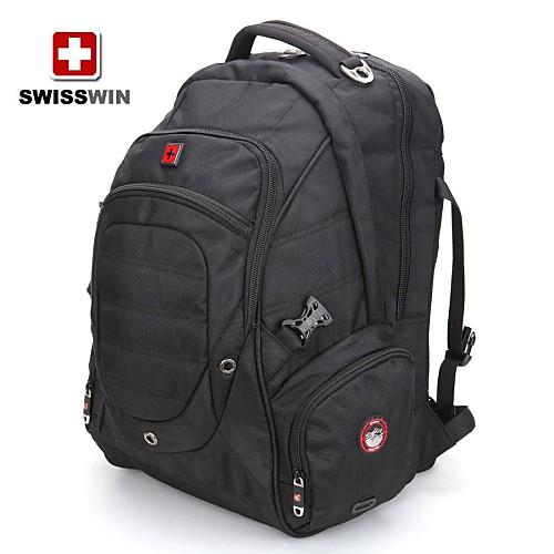 Мужской рюкзак большой емкости, швейцарский армейский стиль