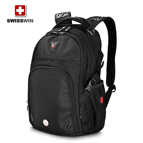 SWISSWIN  Unisex Business and Casual Backpacks