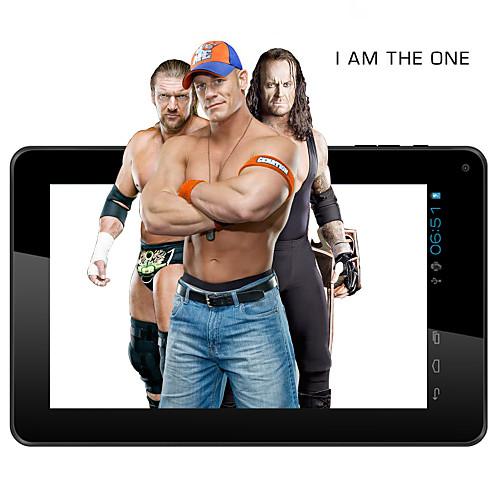 Планшет M63 10.1; Android-4.4 (Allwinner A33 четырехъядерный процессор, 2 Гб оперативной памяти, 16 Гб ROM, WiFi, BT) от Lightinthebox.com INT