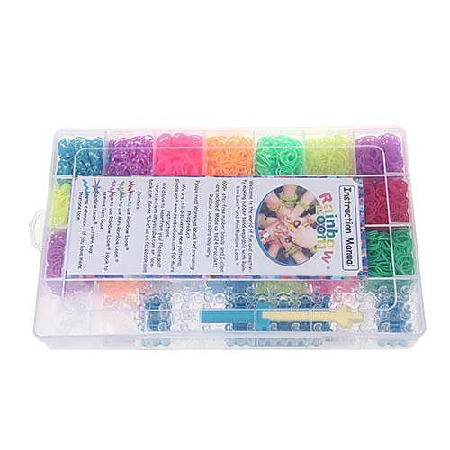 Как выглядит резинка для плетения браслетов