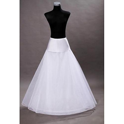 Свадебные наклейки длиной до пола a-line slip со свадебными аксессуарами фото