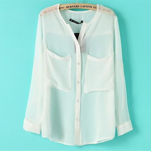 Рубашки женские прозрачные