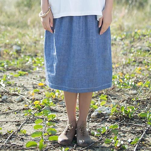 юбка из хлопка выкройка