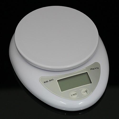 5 кг 5000 г / 1г кухня пищевая диета почтовые цифровые весы электронные весы весы взвешивания привело электронные кухонные весы фото