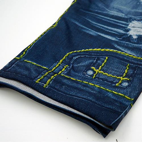 Женские секси джинсовые леггинсы от Lightinthebox.com INT