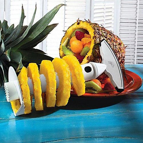 полезный фруктовый ананас очиститель для корнеплодов легкий резак для резки вручную ручной кухонный гаджеты