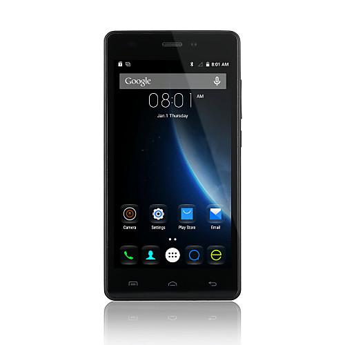 DOOGEE DOOGEE X5 5.0 дюймовый 3G смартфоны (1GB  8Гб 8 МП Quad Core 2400mAh)