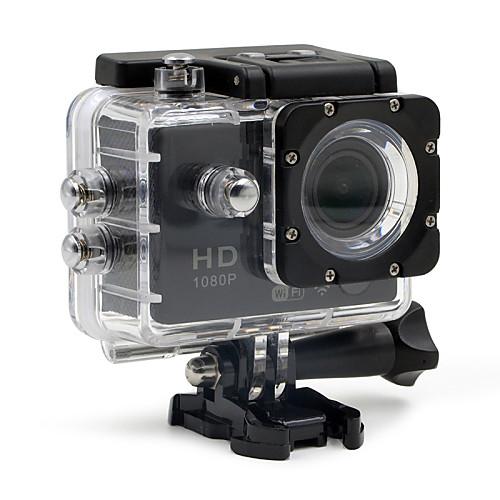 Besteye SDV-105 Экшн камера / Спортивная камера 12MP 640 х 480 / 1920 x 1080WIFI / Водонепроницаемый / Поворотный ЖК- / Анти-шоковая от Lightinthebox.com INT
