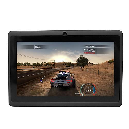 7 дюймов Android Tablet (Android 4.4 1024600 Quad Core 512MB RAM 8Гб ROM) от Lightinthebox.com INT