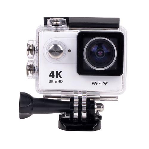 EOSCN H9 Экшн камера / Спортивная камера 12 mp 2560 x 1920 пиксель / 3264 x 2448 пиксель / 4000 x 3000 пиксель WiFi / 4K 4X 2 дюймовый