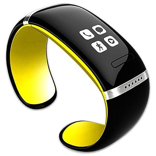 Смарт-браслетЗащита от влаги Длительное время ожидания Израсходовано калорий Педометры Спорт Сенсорный экран Аудио Контроль сообщений