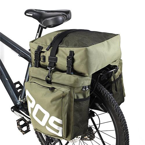 Rosewheel Велосумка/бардачок 35LСумка на багажник велосипеда/Сумка на бока багажника велосипедаВодонепроницаемость Дожденепроницаемый от Lightinthebox.com INT