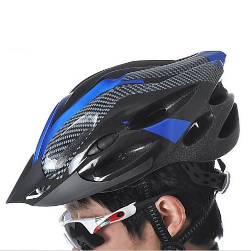 Универсальные Велоспорт шлем 21 Вентиляционные клапаны Велоспорт Горные велосипеды Велосипедный спорт Восхождение Стандартный размер от Lightinthebox.com INT