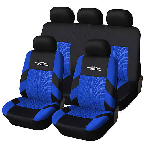 Чехлы на автокресла Чехлы для сидений Серый / Красный / Синий текстильный Общий Назначение Volvo / Volkswagen / Toyota