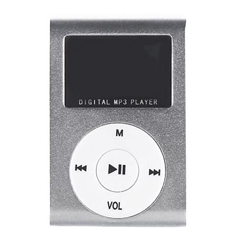 1.2 дюймовый музыкальный плеер с зажимом для автомобилей от Lightinthebox.com INT