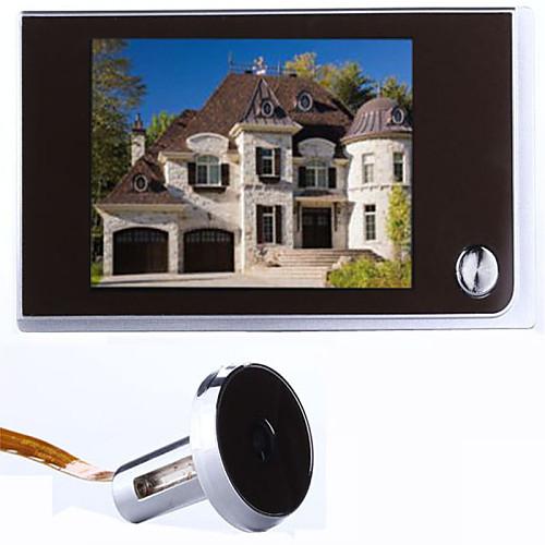Беспроводное Снято 3.5 Гарнитура 2.0 mega pixel camera resolution Один к одному видео домофона от Lightinthebox.com INT