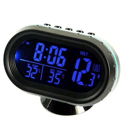 индикатор Дисплей заголовка для Автомобиль Время
