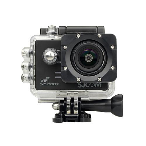 SJCAM SJ5000X Экшн камера / Спортивная камера 12MP 4000 x 3000 WIFI / Водонепроницаемый / Анти-шоковая защита / Большой угол60 кадров в от Lightinthebox.com INT