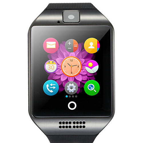 Kimlink q18 smart watch phone bluetooth camera sim sd card smartwatch для android от Lightinthebox.com INT