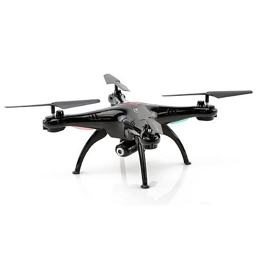 RC Дрон SYMA X5SW 10.2 CM 6 Oси 2.4G С HD-камерой 2.0 мп Квадкоптер на пульте управления FPV Возврат Oдной Kнопкой Авто-Взлет