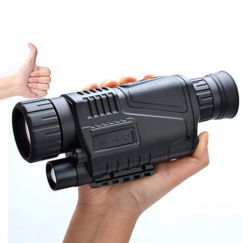 5-8X40 мм Монокль Очки ночного видения Армия Общего назначения Для охоты Армия BAK4 Полное многослойное покрытие 53.75 Центральная