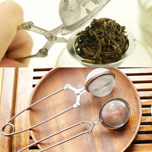 чай заварки нержавеющей стали чайника для заварки шар сетка ситечко ручка шарик чая