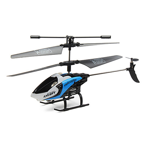 Вертолет FQ777 FQ610 3,5-канальн. 6 Oси 2.4G Коллекторный электромотор Готов к использованию зAвисать Дистанционное управление Пульт