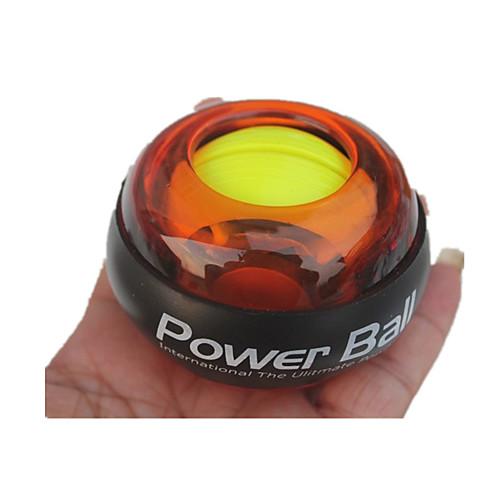 Мячи для фитнеса Тренажеры для кистей рук Powerball Аэробика и фитнес Для спортивного зала Светодиод Резина-