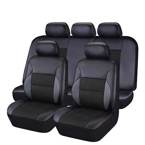 CARPASS Чехлы на автокресла Чехлы для сидений Розовый / Бежевый / черный черный ПВХ Деловые Назначение Универсальный, Синий