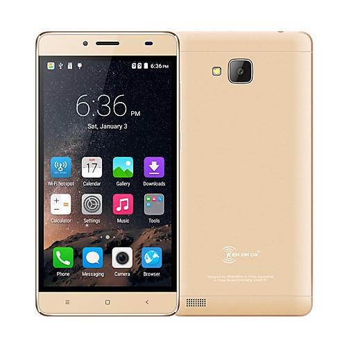 Kenxinda R7 5.5 дюймовый 4G смартфоны (1GB  8Гб 2 мегапикс. Quad Core 2500mAh)