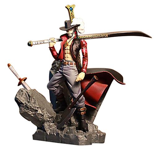 Аниме Фигурки Вдохновлен One Piece Dracula Mihawk PVC 15 См Модель игрушки игрушки куклы от Lightinthebox.com INT
