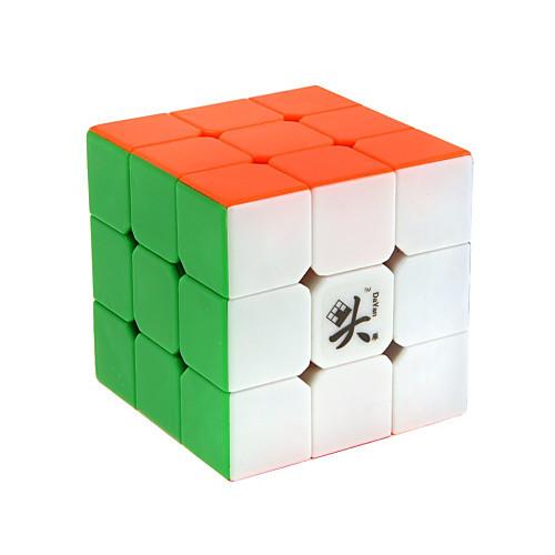 Кубик рубик Zhanchi 5 55mm Спидкуб 333 Кубики-головоломки профессиональный уровень Скорость Квадратный Рождество Новый год День детей от Lightinthebox.com INT