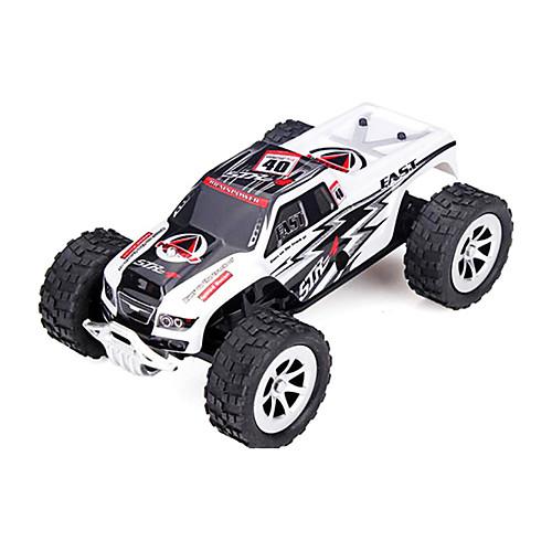 Машинка на радиоуправлении WL Toys A999 2.4G Автомобиль Монстр грузовик Внедорожник Высокая скорость 4WD Дрифт-авто Гоночный багги 1:24 25