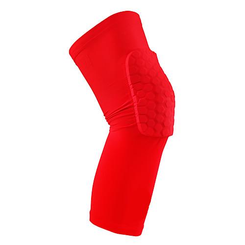 Фиксатор колена Фиксаторы с подушечками Защитное снаряжение для лыжСовместное поддержка Дышащий Подходит левую или правую ногу Стреч от Lightinthebox.com INT