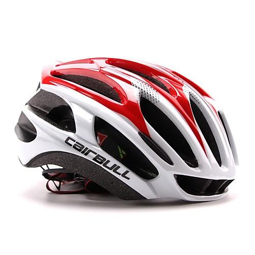 CAIRBULL Жен. Муж. Универсальные Велоспорт шлем 29 Вентиляционные клапаны ВелоспортВелосипедный спорт Горные велосипеды Шоссейные