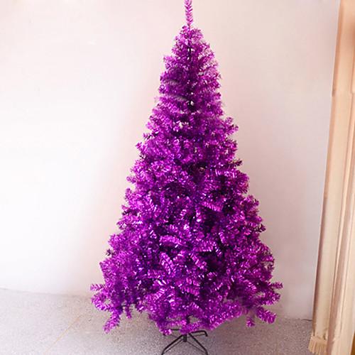 Фиолетовая новогодняя елка 90см шифрование новогодняя упаковка 90 см новогодняя елка фото