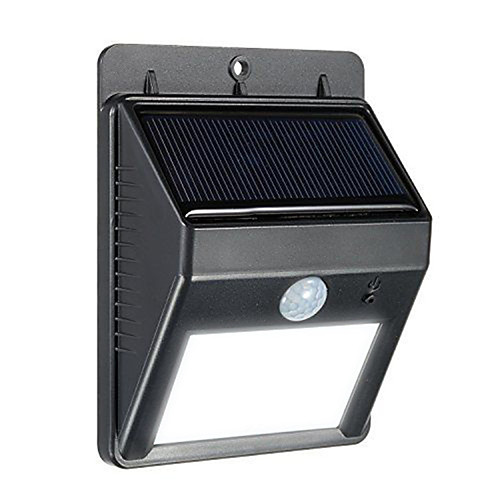 солнечный свет urpower 8 водить открытый солнечный приведенный в действие беспроводной водонепроницаемый безопасности движения датчик от Lightinthebox.com INT