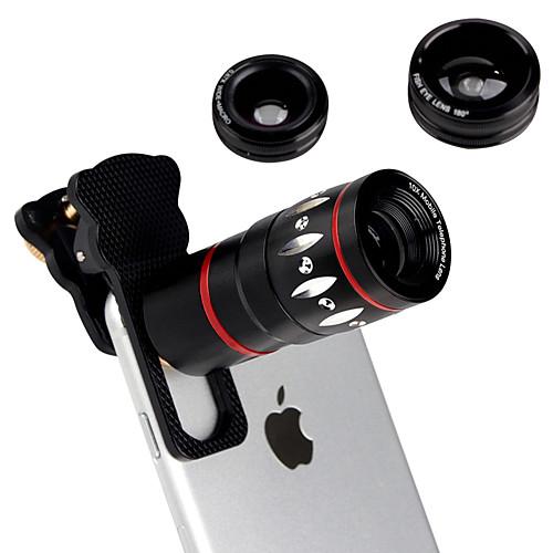Детали about4in1 рыбий глаз широкий угол микро 10х телефото объектив камеры FR iphone 6 6s плюс 5 секунд от Lightinthebox.com INT
