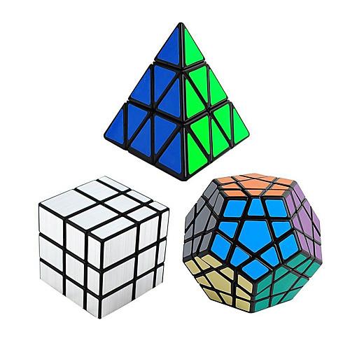 Кубик рубик Shengshou Спидкуб Pyraminx Чужой Мегаминкс Зеркальный куб Кубики-головоломки профессиональный уровень Скорость Башня от Lightinthebox.com INT